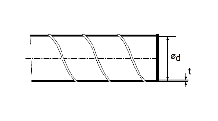 Imagen de Tolerencia de tubos