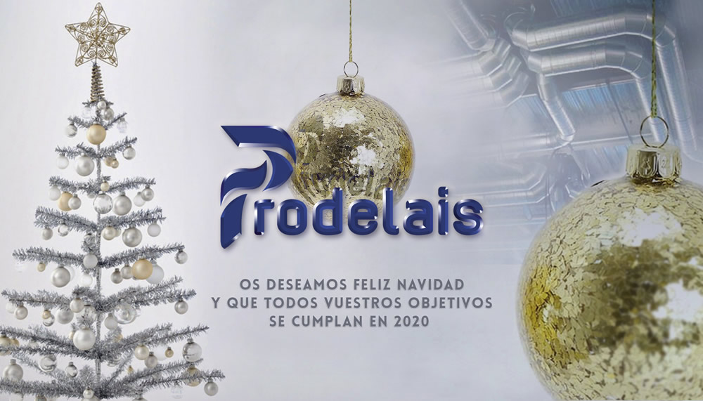 Prodelais les desea Felices Fiestas